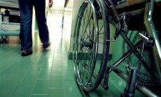 Ņujorkā vīrietis invalīdu ratiņos aplaupījis banku