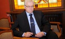 Бригманис уверен, что отставка министра сообщения— не единоличное решение премьера