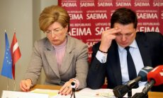 'Oligarhu lietas' komisijā sakašķējas Kaimiņš un Sudraba
