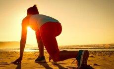 Kāds rīts, tāda diena! Iemesli, kāpēc treniņi no rīta ir efektīvāki