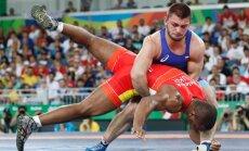 Борец Чакветадзе и боксер Тищенко принесли России по золоту