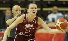 Šteinberga kļūst par divkārtēju Čehijas čempioni basketbolā