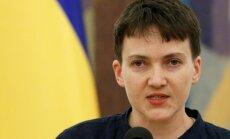 Савченко: я должна стать президентом-диктатором