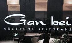 Restorānu 'Gan Bei' īpašniece pērn strādājusi ar rekordpeļņu