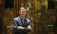 Pentagons veic izmeklēšanu pret Flinnu par maksājumiem no Krievijas