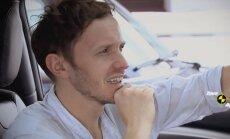 ВИДЕО: Ренарс Кауперс тестирует новый Mini