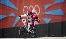 BMX riteņbraukšana
