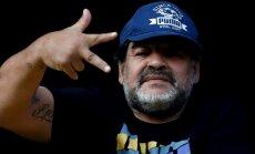 Марадона заявил о готовности воевать за Венесуэлу