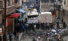 Sīrijas karš valsts naftas nozarei nodarījis 21,4 miljardu dolāru zaudējumus