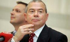 Lembergs: Latvijai tautas interesēs jāizmanto ES Padomes prezidējošās valsts statuss