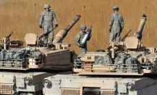 ASV uz Baltijas valstīm un Poliju sūtīs tankus