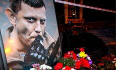 Zaharčenko nāve neko fundamentāli nav mainījusi, atzīmē ASV