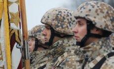Nacionālie bruņotie spēki sāk veidot profesionālā dienesta apakšvienību Latgalē