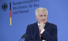 Migrācija ir 'visu politisko problēmu māte', paziņo Vācijas ministrs