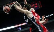 'VEF Rīga' basketbolistiem izdodas pārtraukt ieilgušo zaudējumu sēriju