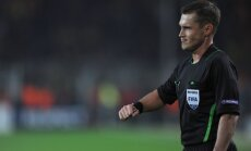 Russian referee Vladislav Bezborodov
