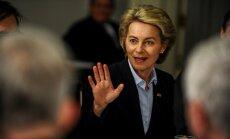 ASV prasība uzņemties pienācīgu ieguldījumu NATO ir godīga, atzīst vācu ministre