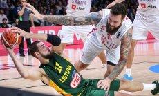 Литовцы снова в финале и на Олимпиаде в Рио