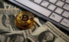 Noziedznieki caur kriptovalūtu atmazgā naudu, atzīst 'Europol'