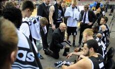 'VEF Rīga' otrajā Butauta tēva piemiņas turnīra mačā uzvar 'Ņižņij Novgorod' basketbolistus