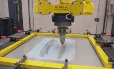 Video: 'Ford' jaunā virsbūves paneļu izgatavošanas tehnoloģija