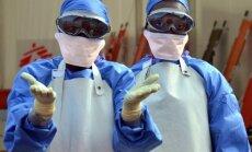Libērijā atcelts Ebolas dēļ izsludinātais ārkārtas stāvoklis
