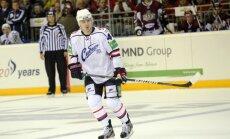 Kuldam un Dārziņam rezultatīvas piespēles savstarpējā KHL turnīra spēlē; Cipulis debitē 'Lev' rindās
