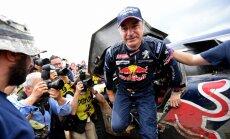 Sainss otro reizi karjerā triumfē Dakaras rallijreidā