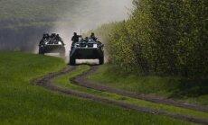 Krievu aģentūra publicē liecības, ka 'Ukrainā ir Ukrainas karavīri'