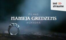 Britu zvaigzne Džeimss Blūrs par ļaundara lomu filmā 'Nameja gredzens'