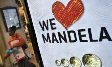 Mandelas sieva pateicas pasaulei par atbalstu