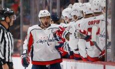 """Овечкин забросил шайбу и установил новый рекорд """"Вашингтона"""" в НХЛ"""