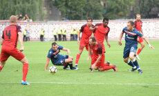 'Spartaks' neiztur 'Crvena zvezda' spiedienu un izstājas no Čempionu līgas