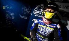 Pasaules jauniešu čempionātā 'Moto3' klasē bojā gājis 14 gadus vecs sportists