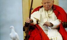 Latvijas Radioteātris iestudējis pāvesta Jāņa Pāvila II sarakstītu lugu