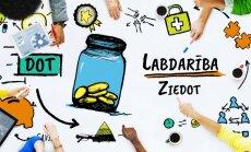 Krāpnieki un labvēļi: Latvijas labdarības organizāciju labirinti