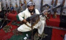 Krievija noraida, ka apbruņotu afgāņu 'Taliban'