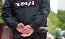 Aizdomās par terorismu Krievijā aizturēti ieceļotāji no Vidusāzijas