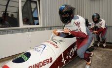 Žaļima četrinieka ekipāža trešajā vietā Eiropas kausā Vinterbergā