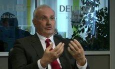 'Delfi TV ar Jāni Domburu': Rāviņam sola, viņš sola tālāk