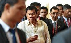 Президент Филиппин пообещал использовать опыт Гитлера в борьбе с наркоманами
