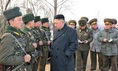 ASV: Ziemeļkoreja atomieročus izmantotu tikai gadījumā, ja būtu apdraudēta tās pastāvēšana