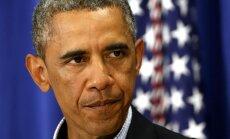 ASV turpinās spiedienu uz Krieviju ar sankciju palīdzību, paziņo Obama