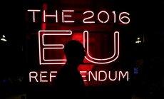 Lielbritānijā gandrīz 1,8 miljoni cilvēku paraksta petīciju par atkārtotu referendumu