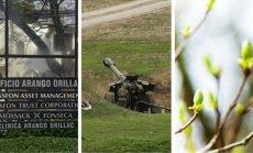 4 апреля. Панамский архив, конфликт в Нагорном Карабахе, неделя тепла в Латвии