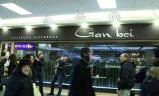 'Gan Bei' lieta: restorānu pārvaldītājs atvainojas klientiem par čeku rakstīšanu ar roku