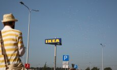 Ekonomisti: vai pārpildītā 'Ikea' stāvvieta atspoguļosies mazumtirdzniecības apjomu kāpumā?