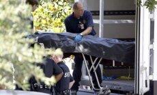 Teksasā šāvējs nogalinājis sešus bērnus un divus pieaugušos