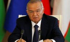 Внезапно госпитализирован многолетний президент Узбекистана: возможно, он перенес инсульт