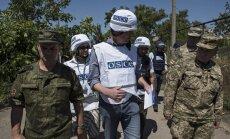 Глава ОБСЕ допустил отправку вооруженной полицейской миссии на Донбасс